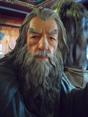 Middle Earth Monday Weta Cave 2