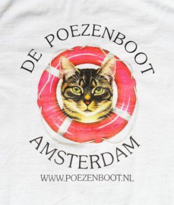 PoezenBoot Cat Boat Amsterdam