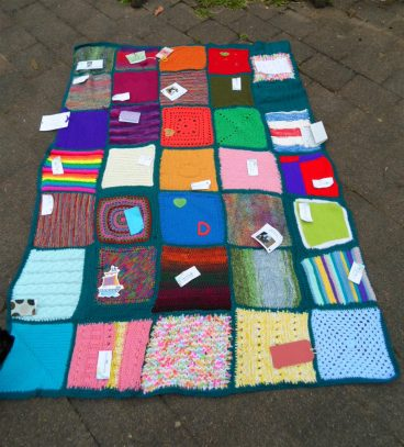 The Dash Kitten Memorial Blanket