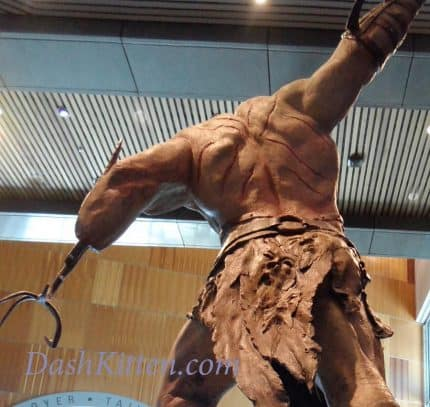 Azog the Defiler The Hobbit Costume Trail