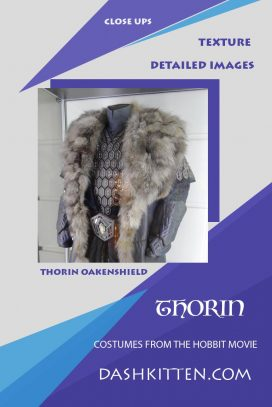 Our highly detailed post on Thorin Oakenshield!