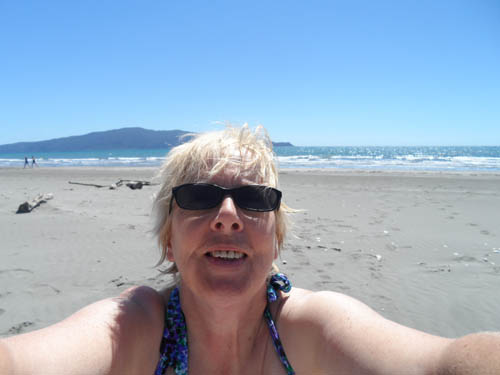 Sunday Selfie Kapiti Coast