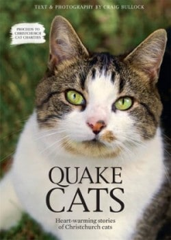 Quake Cats Heart-warming Christchurch Stories