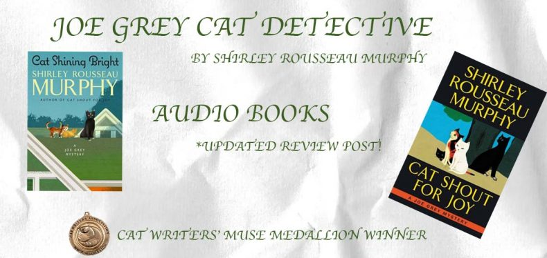 Joe Grey Cat Detective on Audible.com