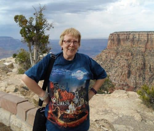 Grand Canyon thrills after BlogPaws