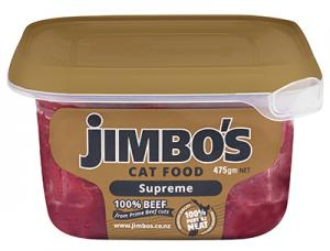 Jimbos raw food