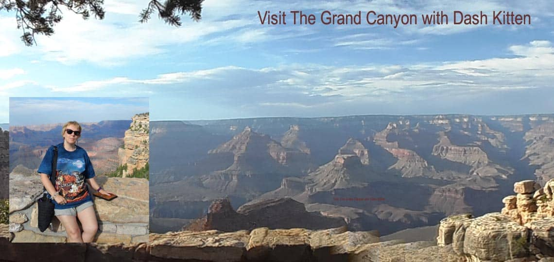 Feature photograph of the Grand Canyon in Arizona, USA