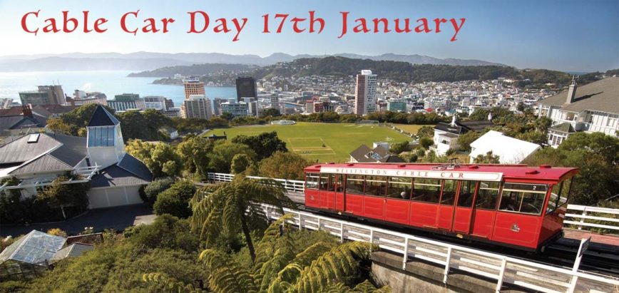 It's Cable Car Day Around the World