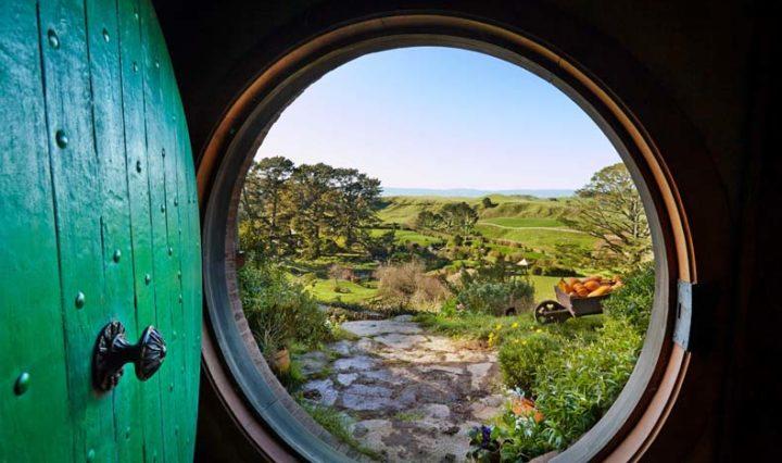 Visit Hobbiton in Mata-Mata