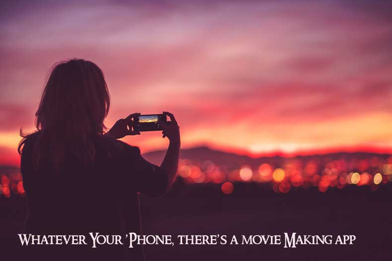 5 Smartphone Movie Editing Apps For