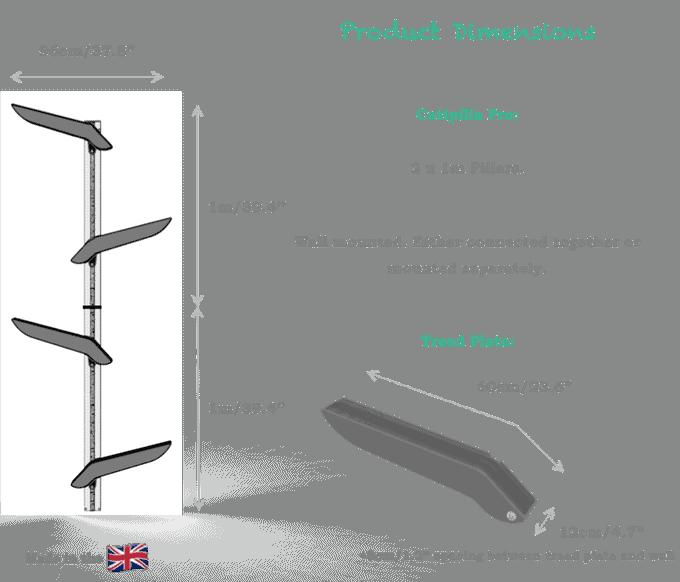 Catipilla Climbing Frame