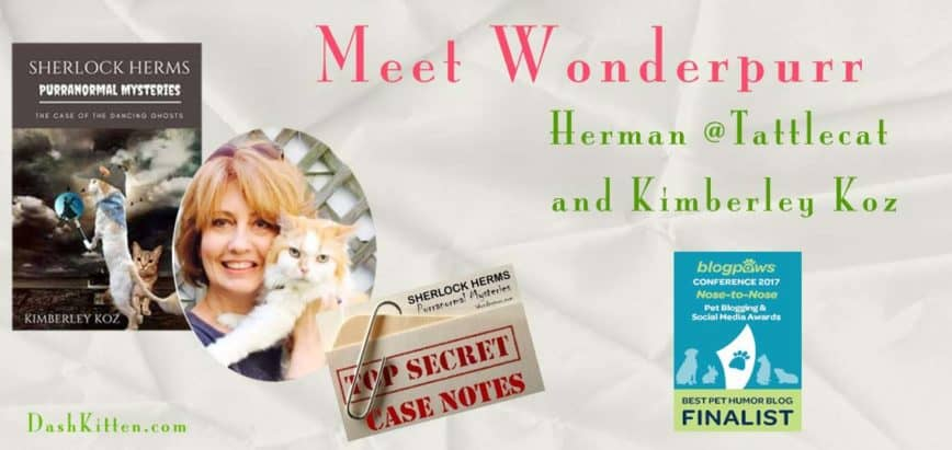 Herman at Wonderpurr Worldwide Blog Interview