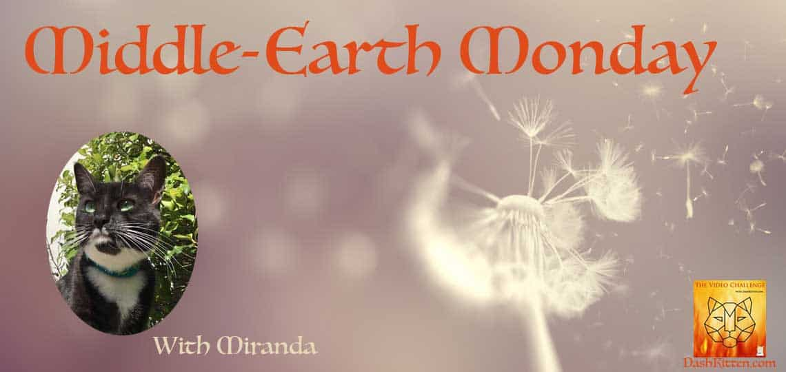 Middle-Earth Monday Header Graphic