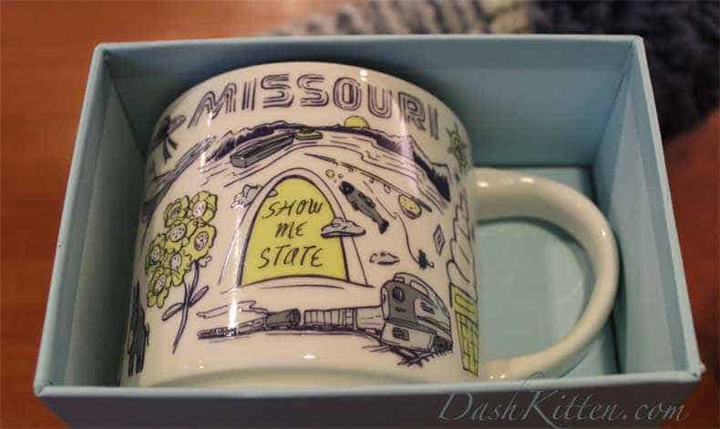 Missouri mug from BlogPaws