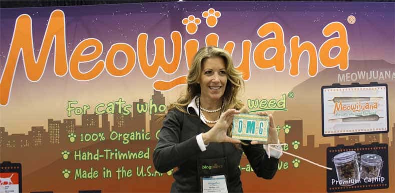 BlogPaws Report.Funny Cat Products