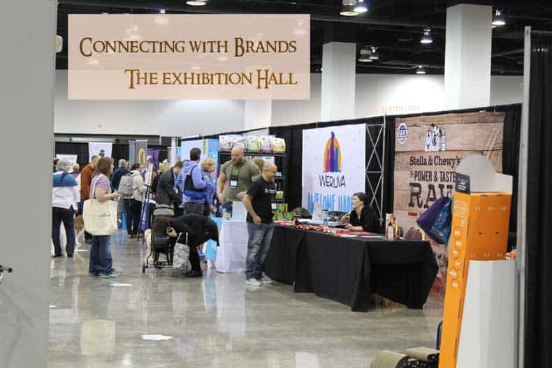 BlogPaws Exhibition Hall