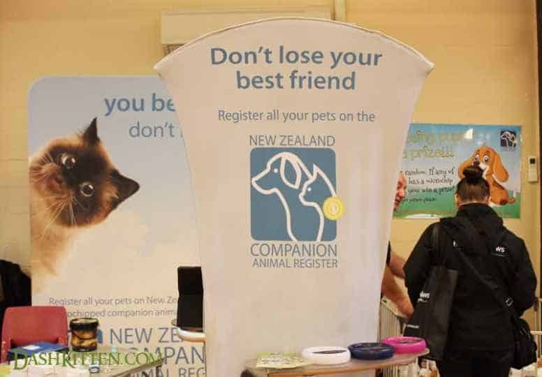 The National Companion Animal Register. At the Cutting edge of pet location and recovery.