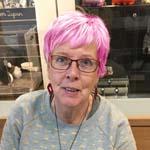 Pink Dash Kitten Marjorie