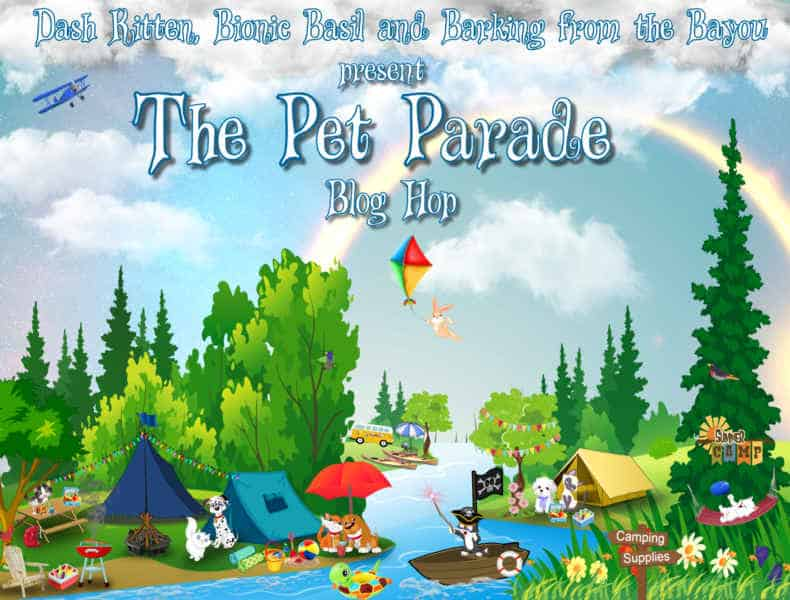 The Pet Parade Summer Banner 2018 NEW a