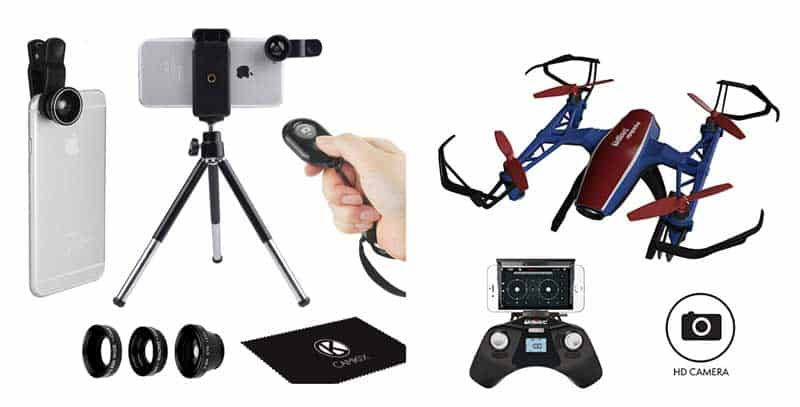Smartphone equipment for your video production equipment checklist