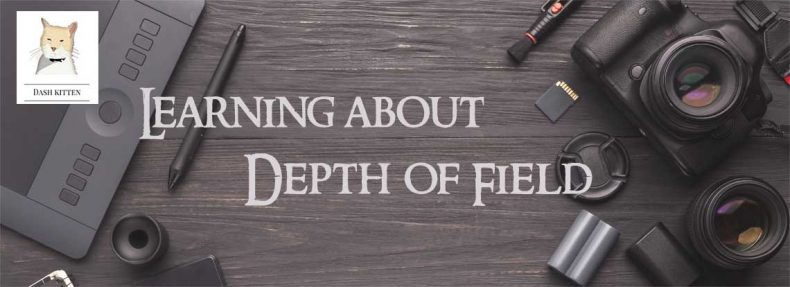 Depth of Field Banner