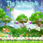 Header for the Dash Kitten Blog Spring