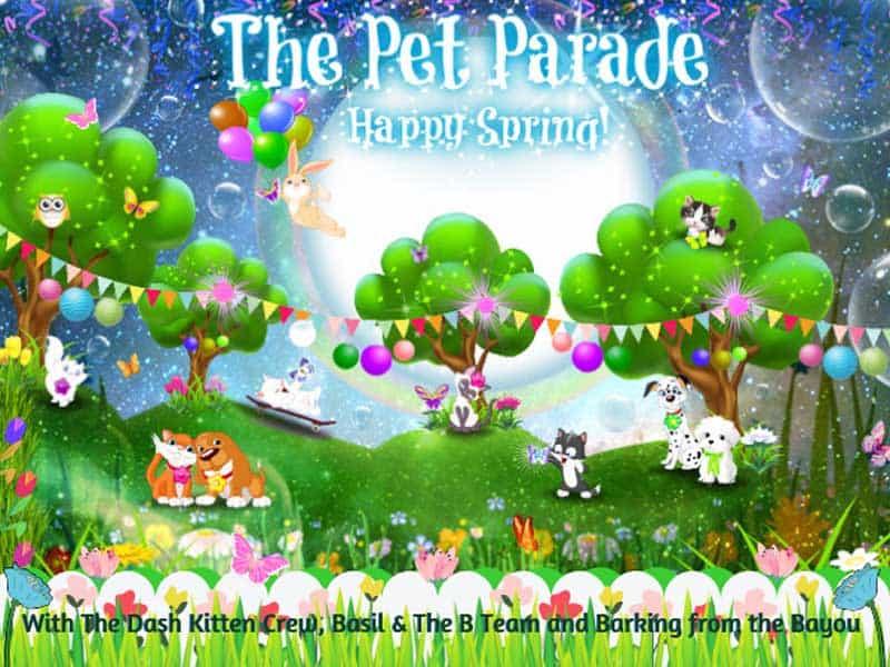 Pet Parade Spring