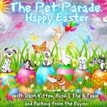 lose-Up Challenge for the Easter Pet Parade