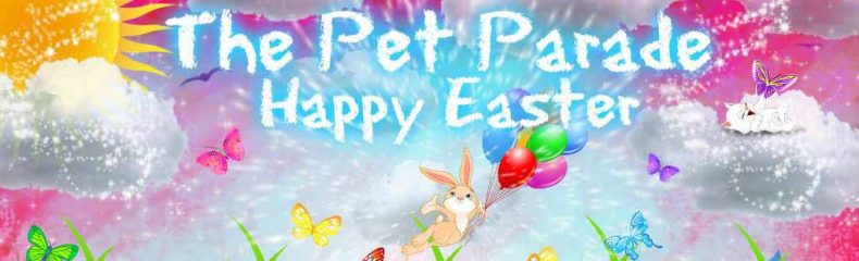 Easter Header for Pet Parade