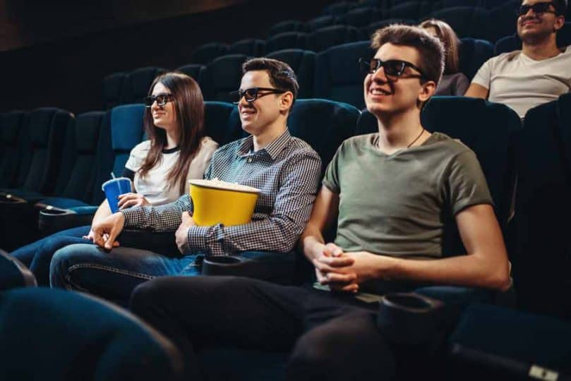 movie review crowd